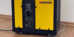 Bautrockner TTK Qube von Reparix